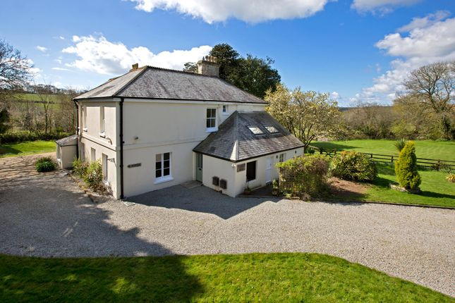 Thumbnail Detached house for sale in Tremadart Road, Duloe, Liskeard