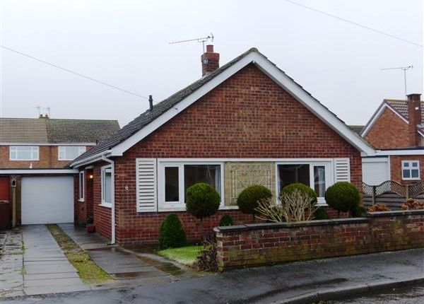 Thumbnail Bungalow for sale in Ingleby Road, Messingham, Scunthorpe