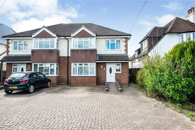 4 bed semi-detached house for sale in Chessington Road, Epsom, Surrey KT19