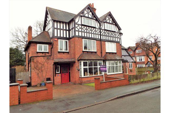 Thumbnail Semi-detached house for sale in Ashfield Avenue, Birmingham