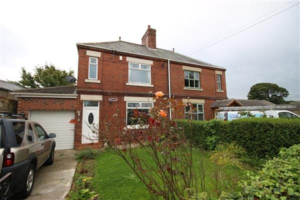 Thumbnail Semi-detached house to rent in Herrington Hall Cottage, East Herrington, Sunderland