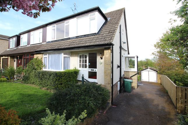 Thumbnail Semi-detached house for sale in Rose Bank, Burley In Wharfedale, Ilkley