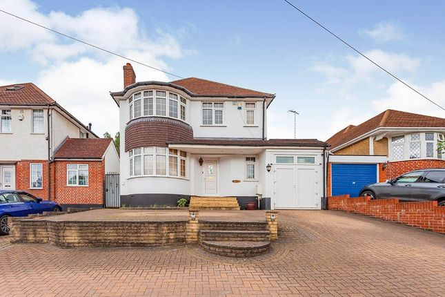 Thumbnail Detached house for sale in Courtlands Drive, Watford, Hertfordshire