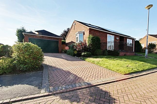 Thumbnail Detached bungalow for sale in Paddock Rise, Barrow-Upon-Humber