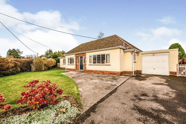 Thumbnail Detached bungalow for sale in High Street, Chapmanslade, Westbury