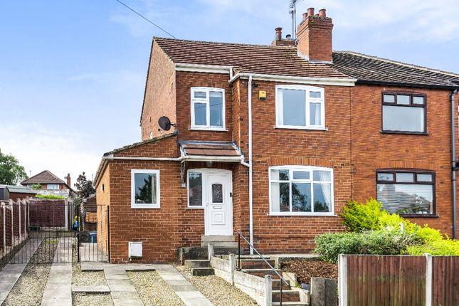 Thumbnail Semi-detached house for sale in Carrholm Drive, Chapel Allerton, Leeds