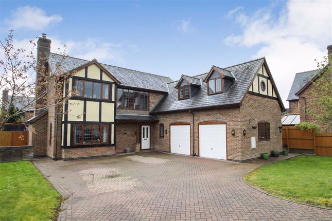Thumbnail Detached house for sale in Brydges Gate, Llandrinio, Llanymynech
