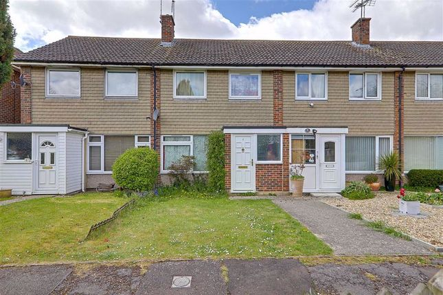 3 bed terraced house for sale in Rife Way, Ferring, Worthing, West Sussex BN12
