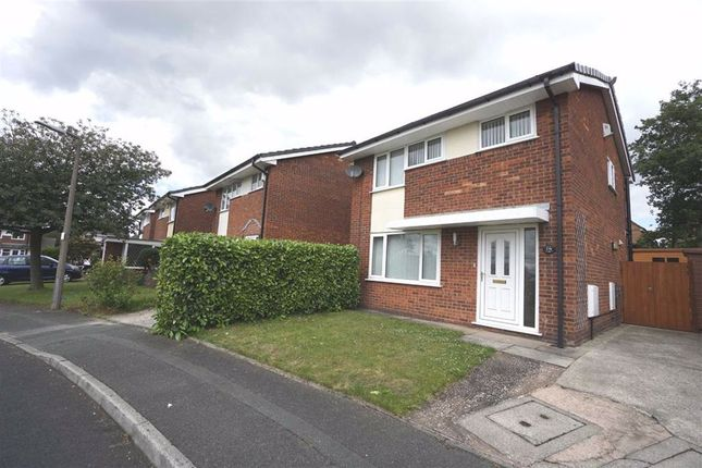 Thumbnail Detached house to rent in Green Meadows, Westhoughton, Bolton