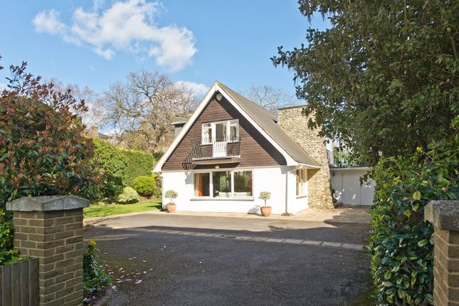 Thumbnail Detached house for sale in Spencer Hill, Wimbledon Village, Wimbledon