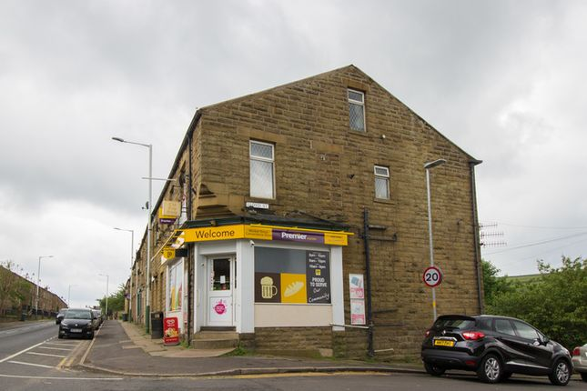 Thumbnail Retail premises for sale in Market Street, Whitworth, Rochdale