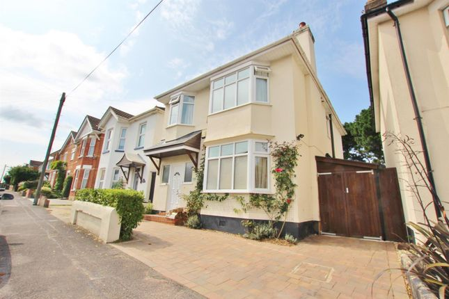 Thumbnail Detached house for sale in Evelyn Road, Moordown, Bournemouth