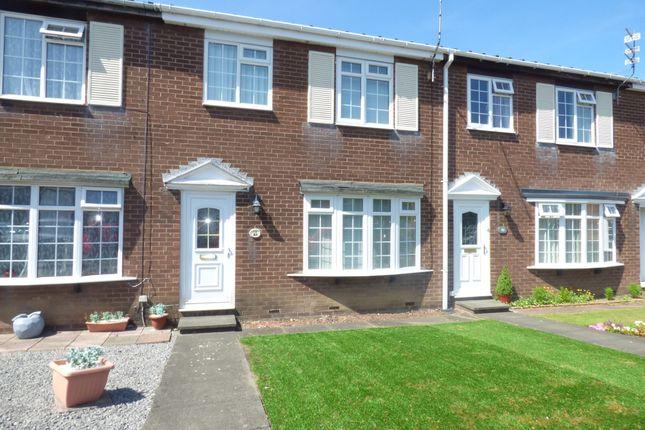 3 bed terraced house for sale in Barrington Court, Bedlington NE22