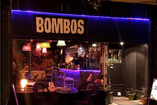 Thumbnail Commercial property for sale in Prominently Located Restaurant, Bombos, 81 Wyle Cop, Shrewsbury, Shrewsbury, Shropshire