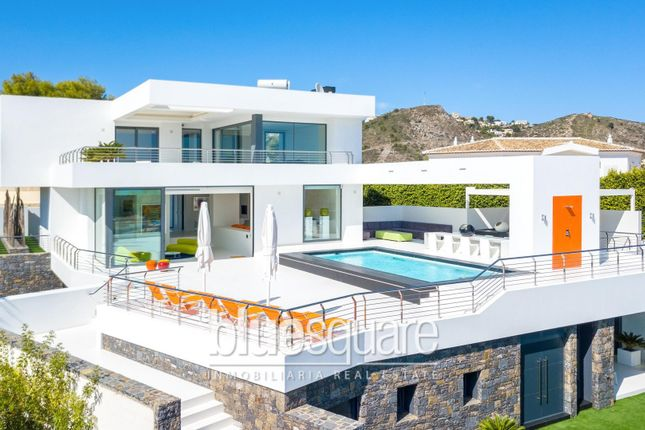 Thumbnail Property for sale in Moraira, Valencia, 03724, Spain