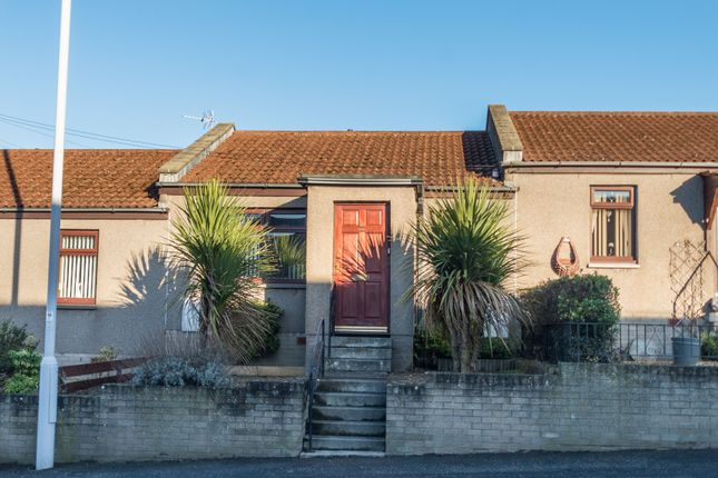 Thumbnail Terraced bungalow for sale in Weavers Terrace, Cairneyhill, Dunfermline