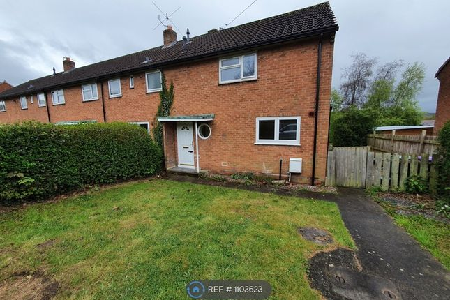 2 bed end terrace house to rent in Valley Rd, Telford TF3