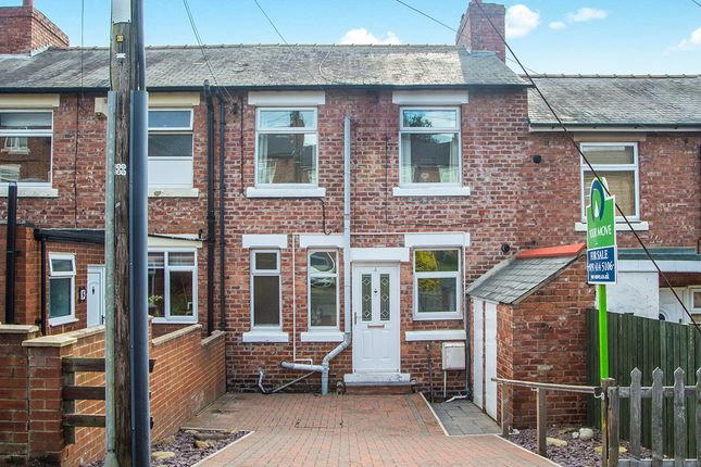 Thumbnail Terraced house for sale in Noel Terrace, Winlaton Mill, Blaydon-On-Tyne