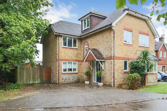 Thumbnail Detached house for sale in Baldwins Field, East Grinstead, West Sussex