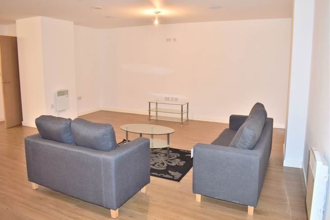 Thumbnail Flat to rent in Airedale House, 130 Sunbridge Road, Bradford City Centre