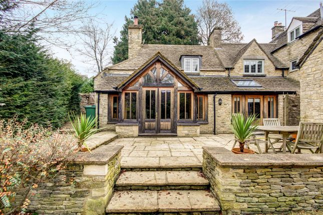 Thumbnail Semi-detached house for sale in Lower End, Daglingworth, Cirencester
