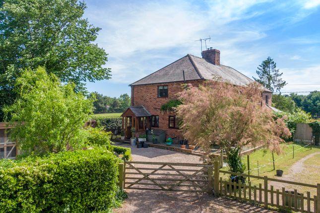 Semi-detached house for sale in Knockin Heath, Oswestry