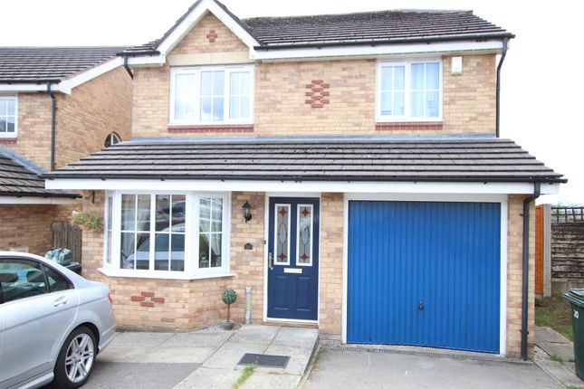 Thumbnail Detached house for sale in Calderwood Close, Shipley