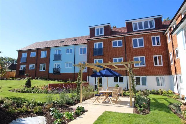 Thumbnail Flat for sale in North Close, Lymington