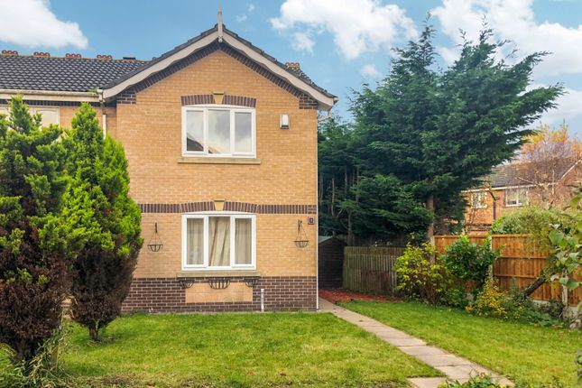 Thumbnail Semi-detached house for sale in Iona Close, Liverpool