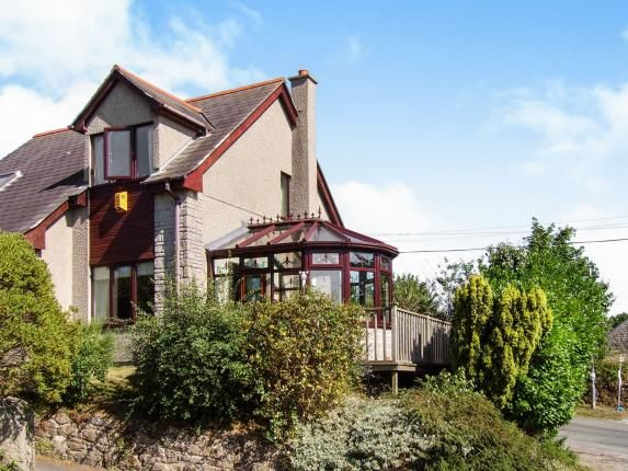 Thumbnail Link-detached house for sale in St Stephen, St Austell, Cornwall