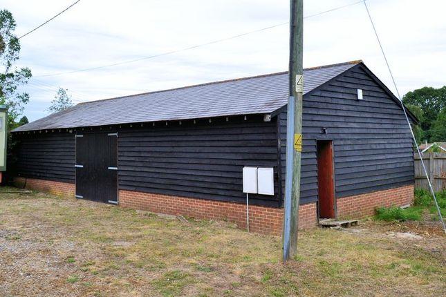 Thumbnail Barn conversion for sale in Pope Street, Godmersham, Canterbury