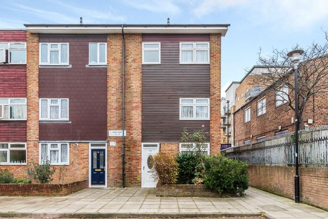 Thumbnail End terrace house to rent in North Road, London, London
