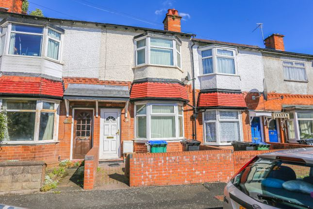 Thumbnail Terraced house to rent in Talbot Road, Smethwick