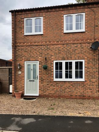 Thumbnail Semi-detached house to rent in Fieldside, Crowle
