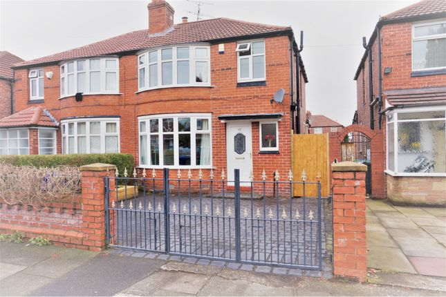 Thumbnail Semi-detached house for sale in Brookleigh Road, Manchester