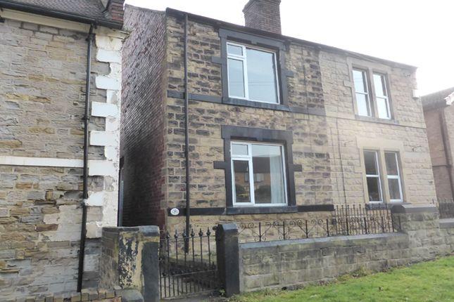 Thumbnail Semi-detached house to rent in Fitzwilliam Street, Swinton, Mexborough