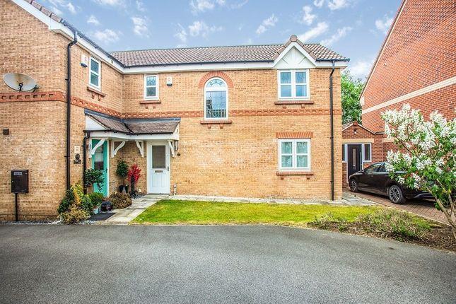 Thumbnail Semi-detached house to rent in Roebuck Ridge, Jump, Barnsley