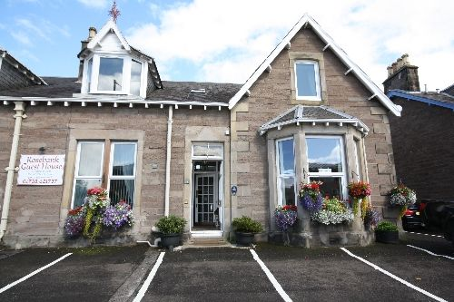 Thumbnail Detached house for sale in Perth, Perth And Kinross