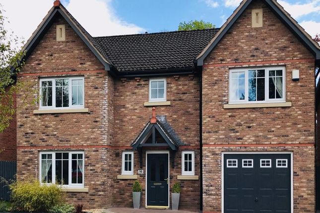 Thumbnail Detached house for sale in Twickenham Court, Carlisle