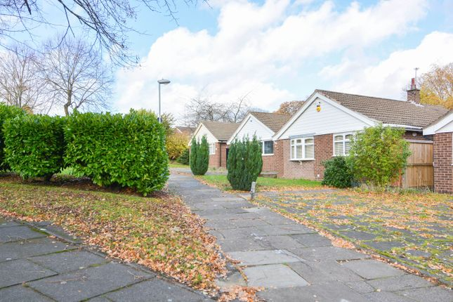 Thumbnail Bungalow for sale in Gimble Walk, Harborne, Birmingham