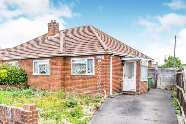 Thumbnail Semi-detached bungalow for sale in Pinegrove Road, Southampton
