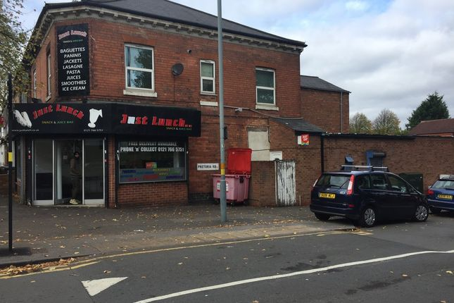 Restaurant/cafe for sale in Just Lunch, Bordesley Green, Lease For Sale
