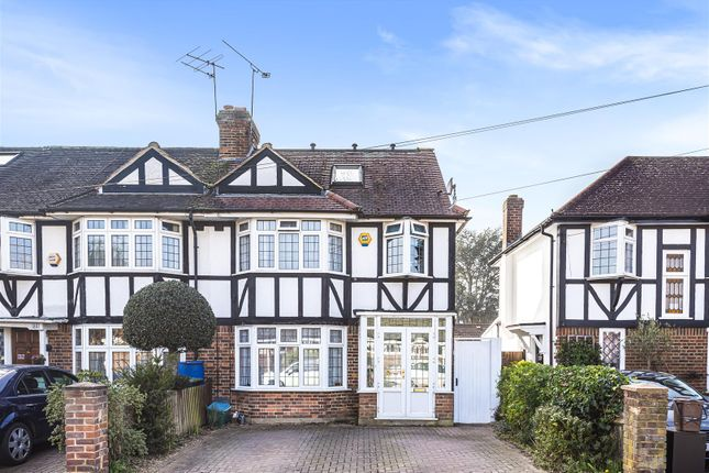 4 bed end terrace house for sale in Hollybush Road, Kingston Upon Thames KT2