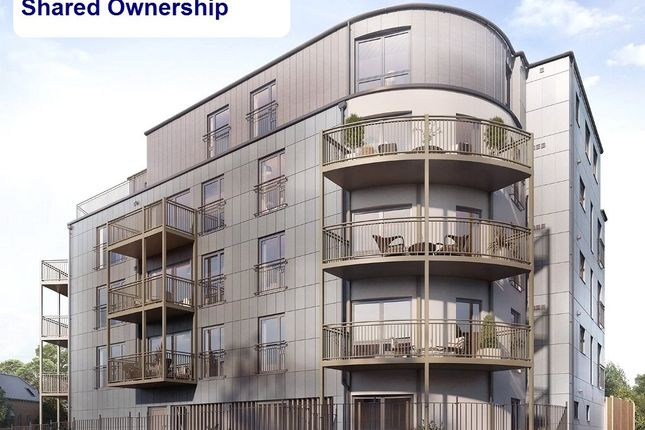 Thumbnail Flat for sale in Cicely Court, 153 Stafford Road, Croydon