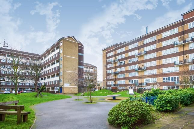 Front Views of Sheffield Square, London E3