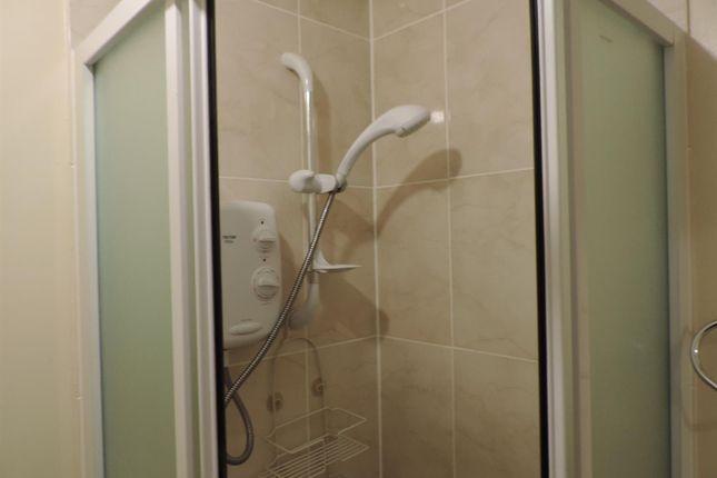 Shower Room of Spon Gate House, Upper Spon Street, Coventry CV1