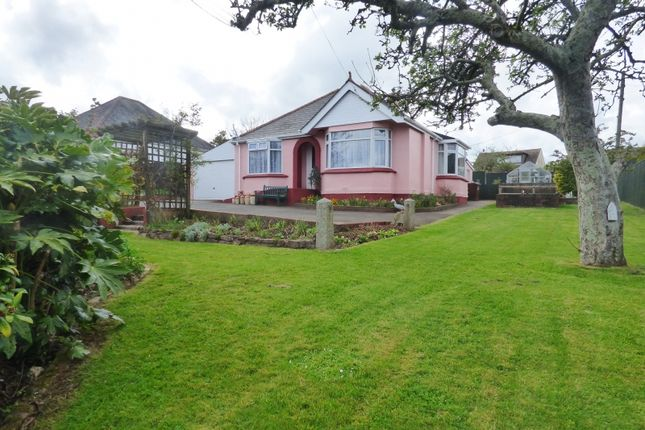 Thumbnail Detached bungalow for sale in Five Lanes Road, Marldon, Paignton