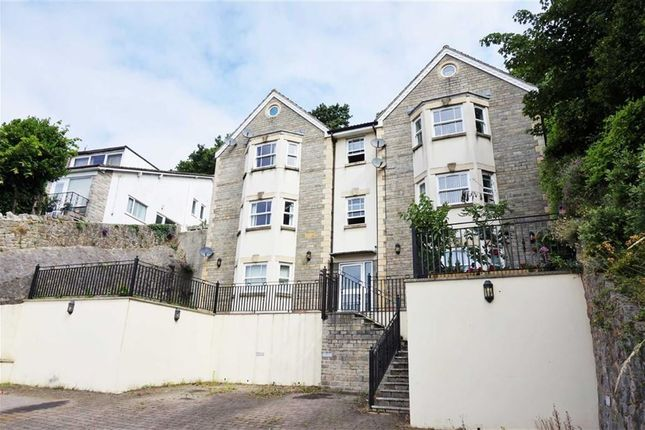 Thumbnail Flat to rent in Cecil Road, Weston-Super-Mare