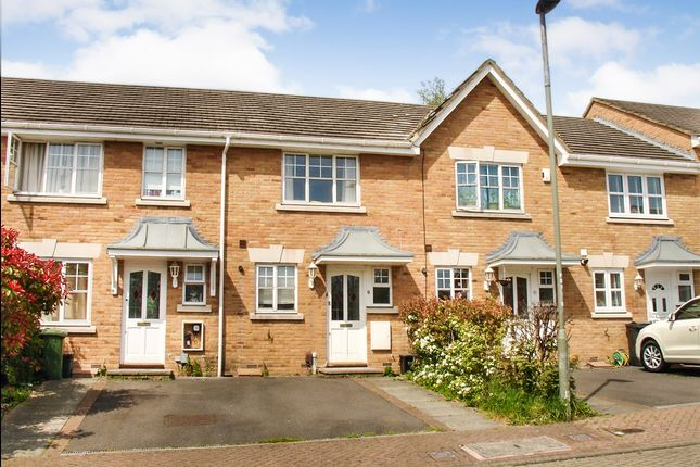 Thumbnail Terraced house to rent in Farrier Close, Bromley, England United Kingdom