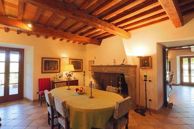 Dining of Casaccia, Monte Santa Maria di Tiberina, Umbria